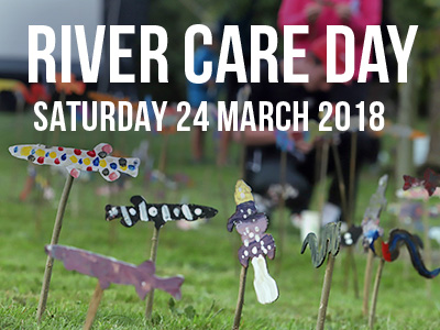 wakapuaka river care day