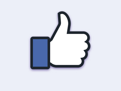 facebook thumbs up promo