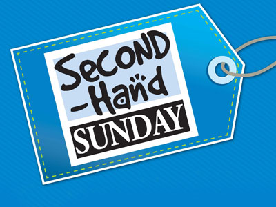 second hand sunday promo generic