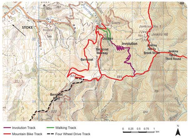 Bike Nelson cycling maps - Nelson City Council