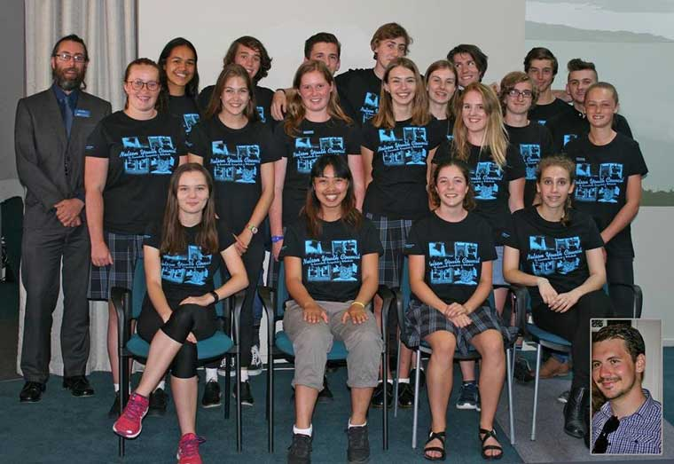 2017 Youth Council Photos Nelson City Council