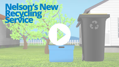 nelsons new recycling service video thumbnail
