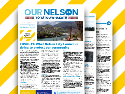 our nelson issue92 promo